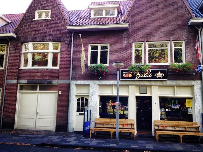 Café Balls uit Eindhoven