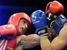 Einde Europese Spelen voor bokser Müllenberg uit Almelo