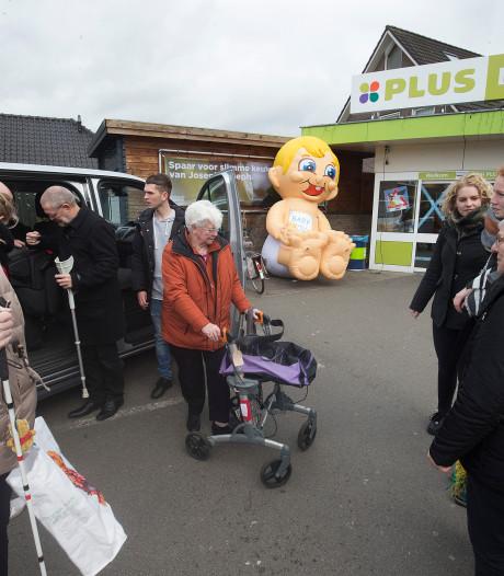 Supermarkt Plus in Wehl verhuist