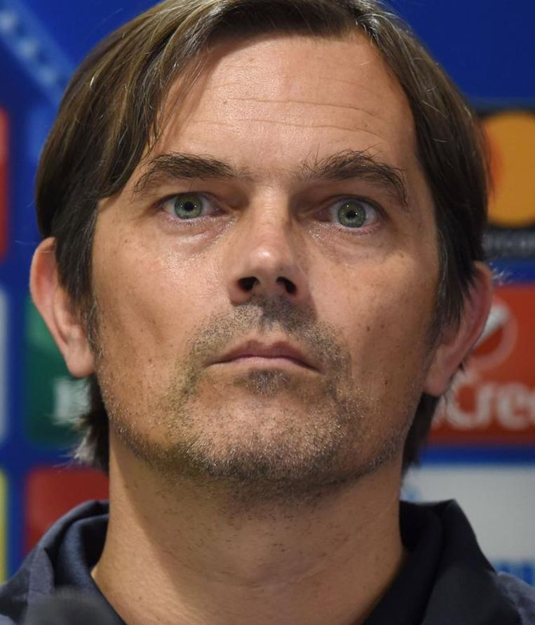 Scoren is het grote probleem voor PSV dit seizoen. Beeld anp