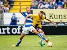 De Graafschap lijdt pijnlijke nederlaag bij NAC Breda