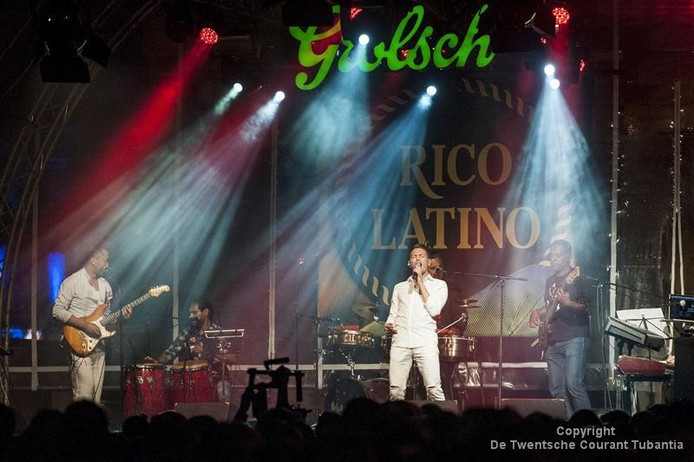 Rico Latino Salsa Night