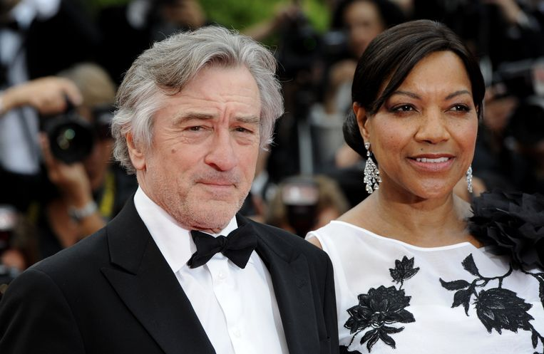 Robert De Niro en Grace Hightower.