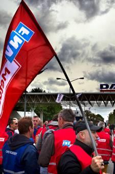 Staking bij DAF vrijdag om metaal-cao