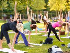 Gratis yogasessie op Bremweide