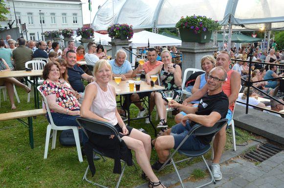 De Koninklijke Harmonie Sinte-Cecilia hield haar driedaagse 'Flierefluiterfestival'.
