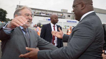 Met ontvangst Tshisekedi pikken België en Congo de draad weer op