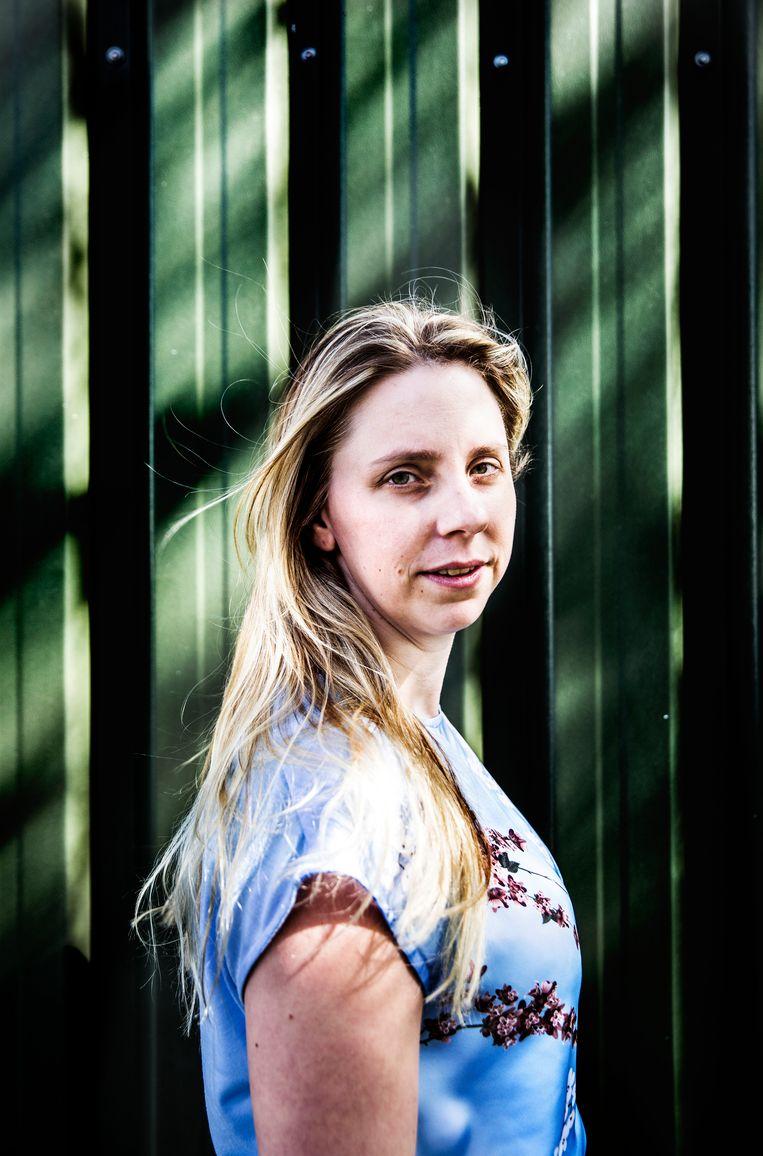 Leonie Heuvelman, de moeder van Levi.