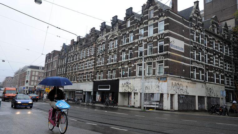 De hoek van de Kinkerstraat en de Da Costakade. Archieffoto. Beeld ANP