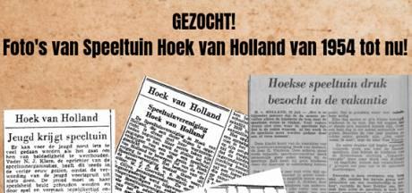 Speeltuin Hoek van Holland zoekt oude foto's voor jubileum