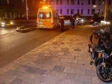 Fotografen helpen na ongeval, man zwaargewond
