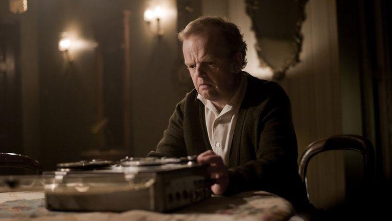 Toby Jones als Gilderoy in 'Berberian sound studio'. Beeld Eye Film