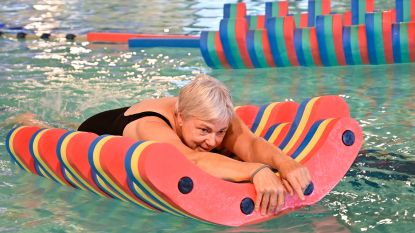 Sint-Annazwembad na herfstvakantie weekje dicht