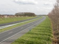 Werkzaamheden op A58 bij Rilland uitgesteld