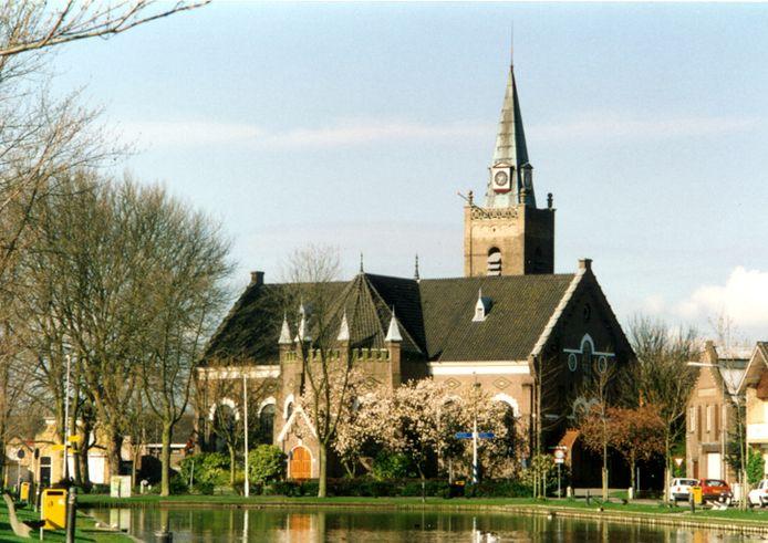 Kerk op de Heul.