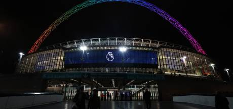 Tottenham tegen Manchester United nog gewoon op Wembley