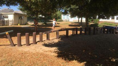 School krijgt palenparcours en klimmuur dankzij Rode Duivels