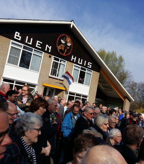 Het Bijenhuis in Wageningen zet de deuren weer open
