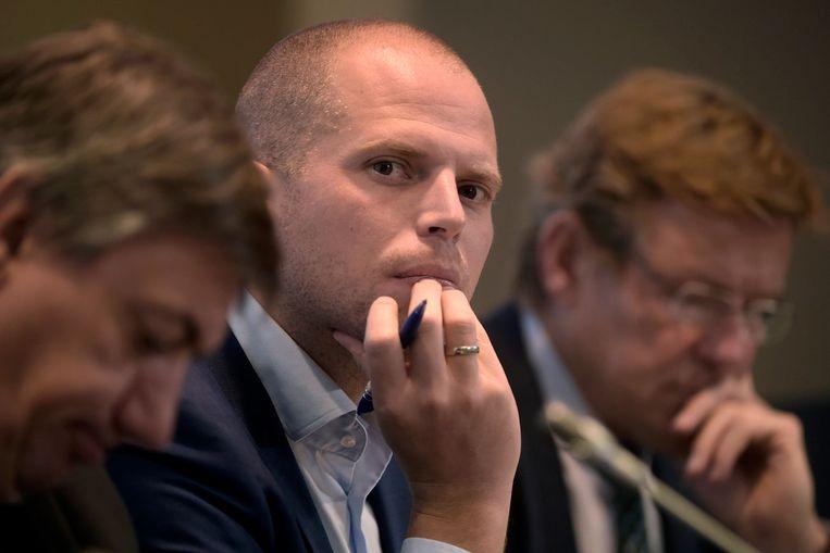 Jan Jambon, Theo Francken en Johan Van Overtveldt