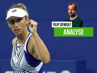 """""""Woman on a mission"""": hoe Elise Mertens nóg mooier in kwartfinales US Open staat dan anders"""