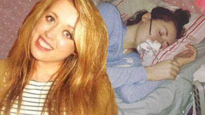 """""""Ik zag mijn dochter sterven aan ziekte die volgens sommigen niet bestaat. En het was verschrikkelijk"""""""