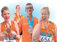 G-atleten pakken al vier prijzen bij Special Olympics in Abu Dhabi