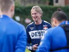 Willem II traint vijf keer in aanloop naar finale