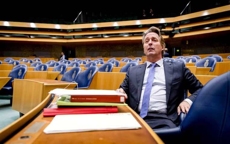 PVV'er Edgar Mulder. Beeld anp