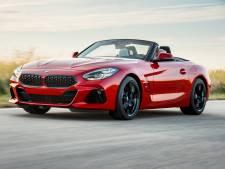 BMW onthult de nieuwe Z4 Roadster