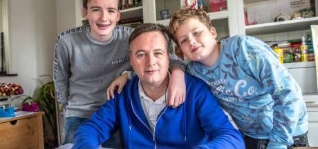Ruim 91.000 euro opgehaald voor zieke Zwollenaar Roeland Rietveld