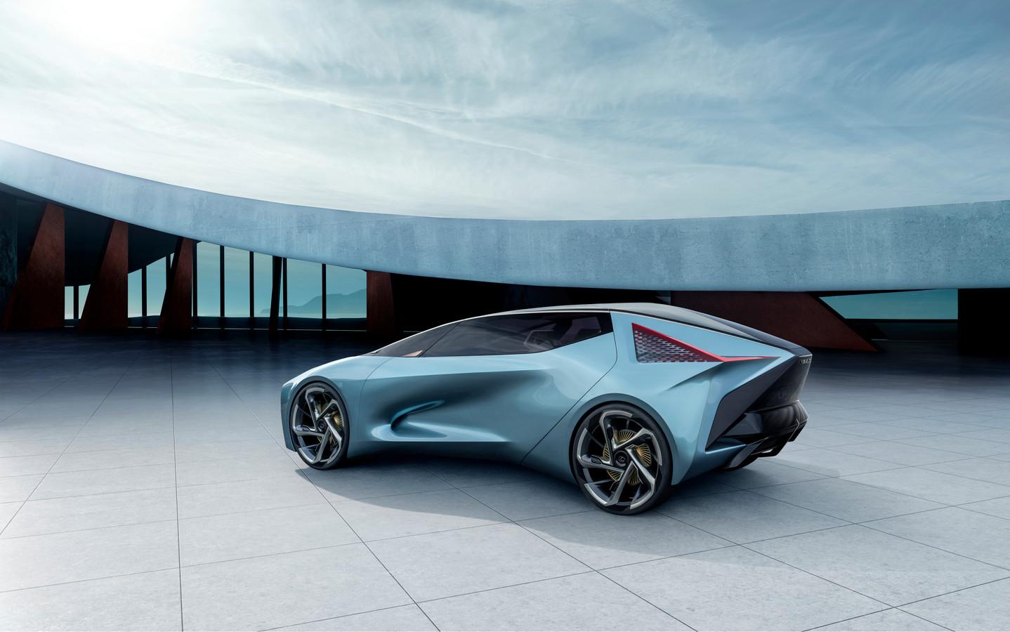 De Lexus LF-30 Concept