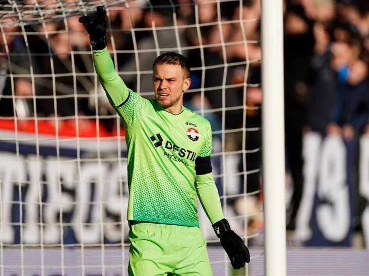 Toptransfer Wellenreuther: doelman verruilt Willem II voor Anderlecht