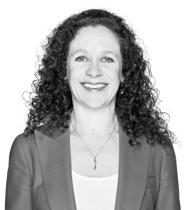Sophie in 't Veld, D66-lijsttrekker voor de Europese Parlementsverkiezingen Beeld /