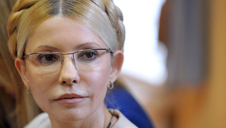 Timosjenko. Beeld AFP