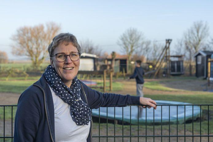 """Astrid Boot van christelijk begeleidingscentrum Aan de Hand in Scharendijke: ,,Door de inspectie zijn we dingen gaan inzien."""""""