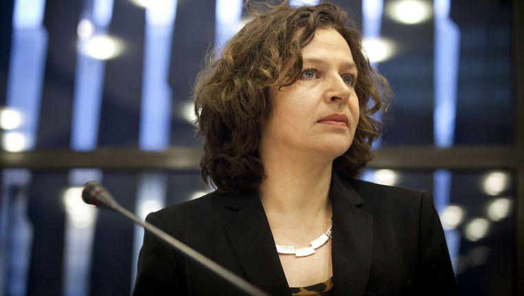 Edith Schippers, minister van Volksgezondheid, Welzijn en Sport. Beeld ANP
