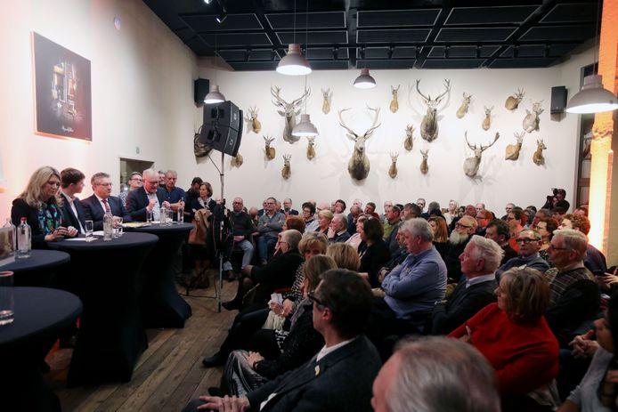 Ook voor de gemeenteraadsverkiezingen waren er tal van debatten in Brugge.