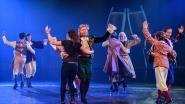 Dansateljee brengt Doornroosje tot leven