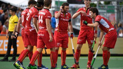 Red Lions treffen Canada, India en Zuid-Afrika in groepsfase WK hockey