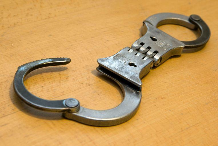 Ook criminelen gaan weer op pad, blijkt uit de nieuwste misdaadcijfers. Beeld ANP