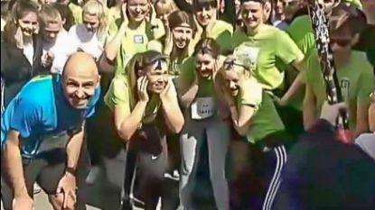 Jongeren Sint-Carolus lopen 'trail run' voor Kom op tegen Kanker: liefst 12.500 euro voor het goede doel