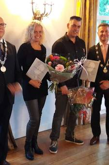 Tweetal onderscheiden voor heldendaad op Oude Maas