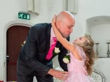 Een bijzondere dag voor Maud (6), ze is met haar papa getrouwd