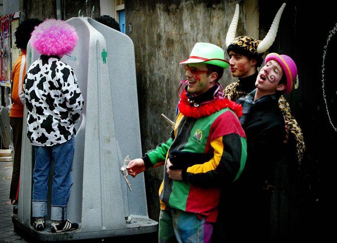 Een openbaar toilet in Maastricht. Foto ter illustratie.