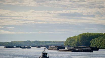 Donau 134 kilometer korter dan 150 jaar geleden