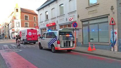 Man gewond aan het hoofd na botsing met bestelwagen