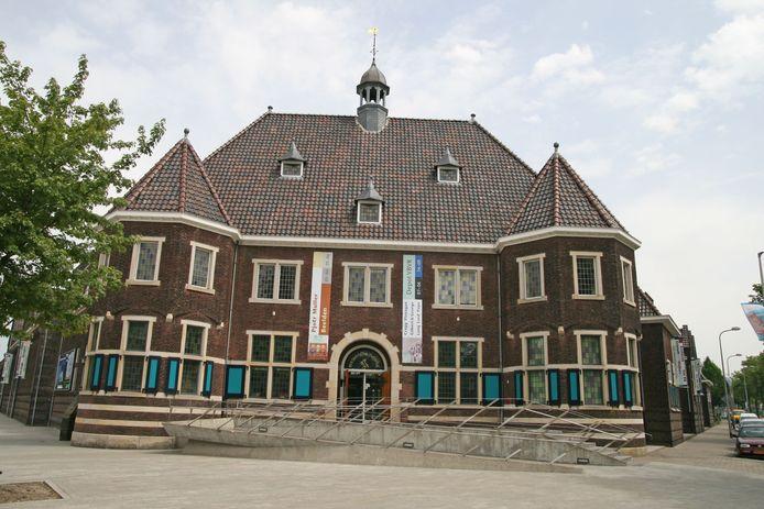 Het Rijksmuseum in Enschede.