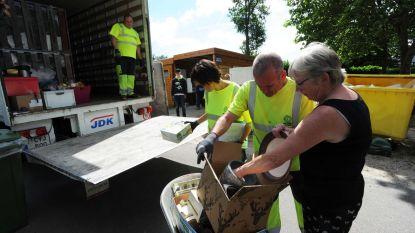 Recyclagepark komt naar inwoners