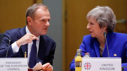"""""""EU bereid brexit uit te stellen tot juli om Theresa May te helpen"""""""