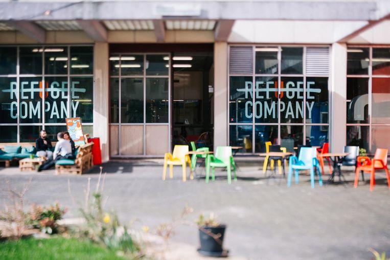 Strijk neer bij de Refugee Company voor koffie en lunch. Beeld Philippe Bro